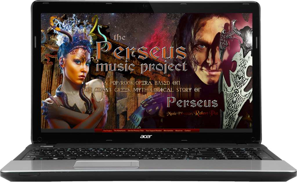 Perseus Music Project
